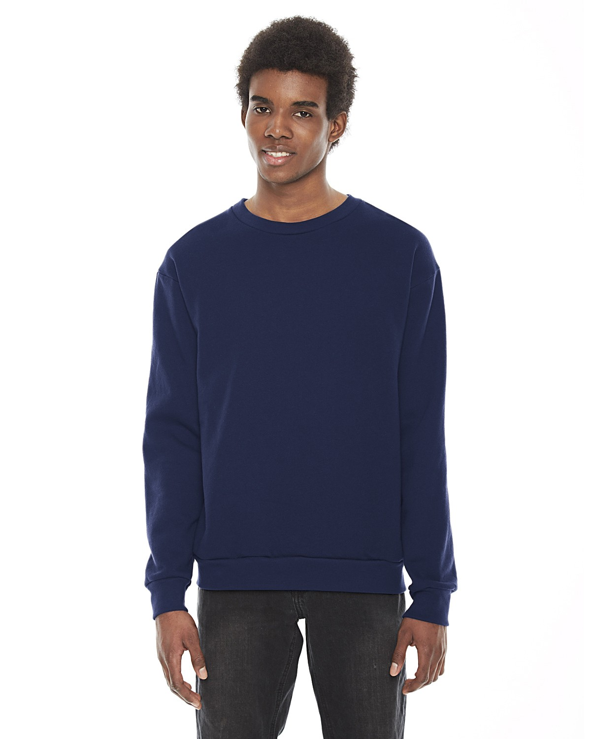 F496W American Apparel NAVY