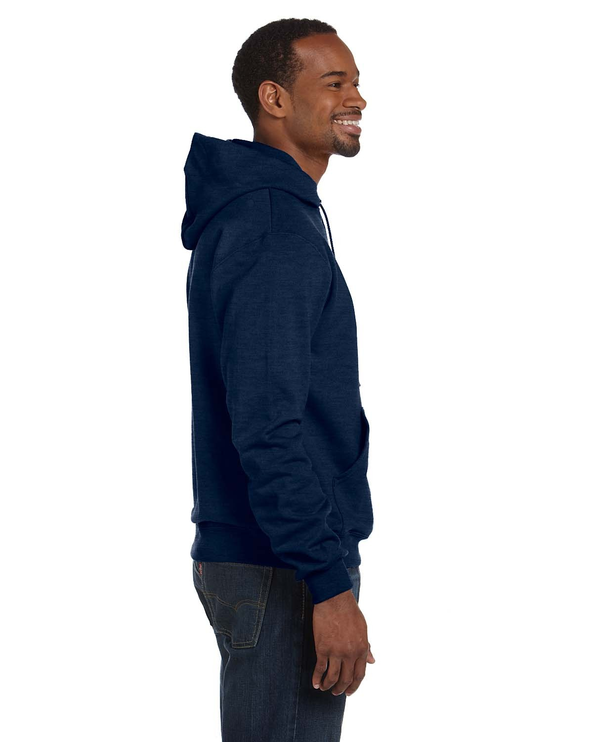 S700 Champion NAVY HEATHER