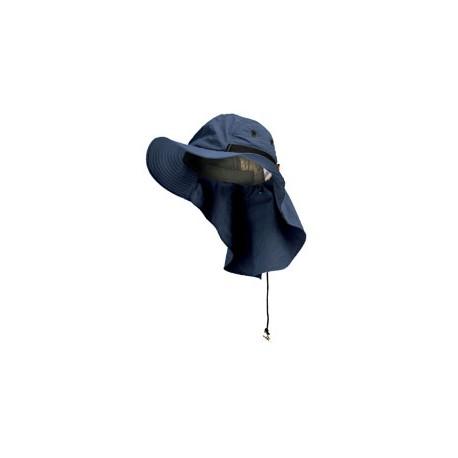 ACXM101 Adams ACXM101 AD EXTREME CONDITION NECK CAPE CAP NAVY/BLACK