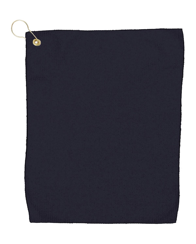 MW18CG Pro Towels NAVY/BLACK