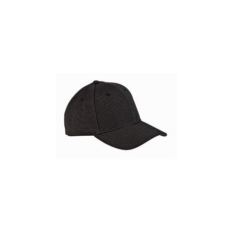 EC7090 Econscious EC7090 6.8 oz. Hemp Baseball Cap BLACK