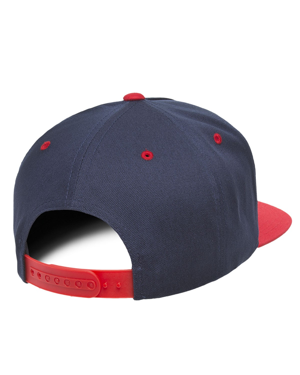 Y6007 Yupoong NAVY/RED