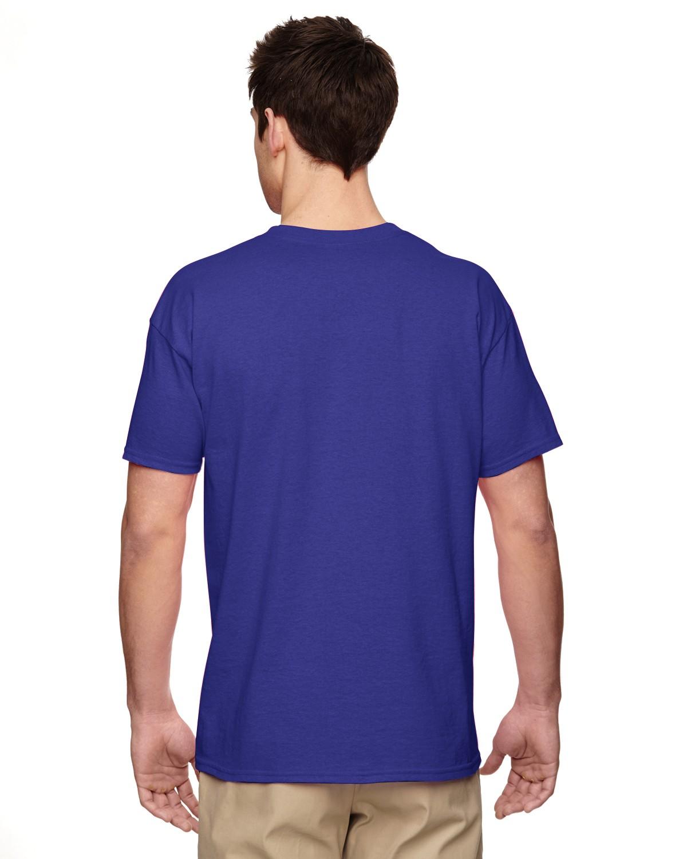 G500 Gildan NEON BLUE