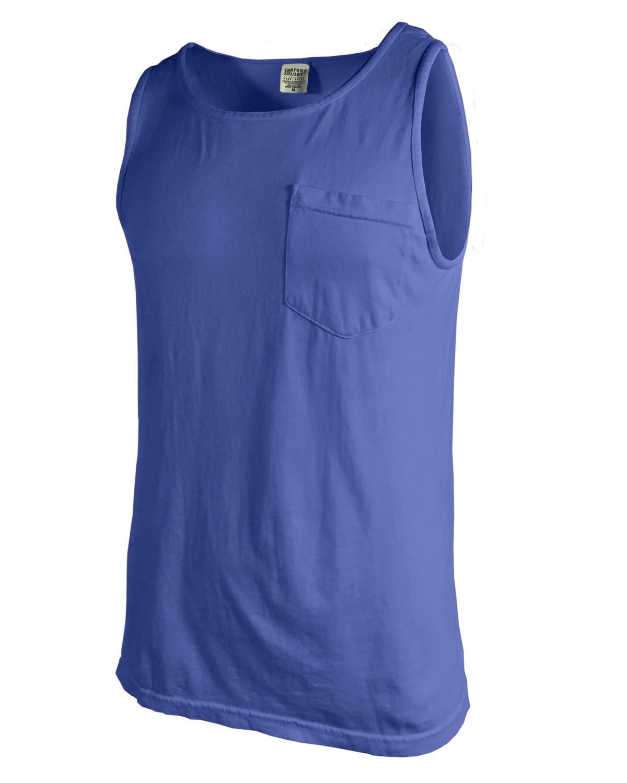 9330 Comfort Colors NEON BLUE