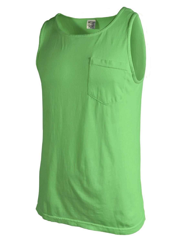 9330 Comfort Colors NEON GREEN