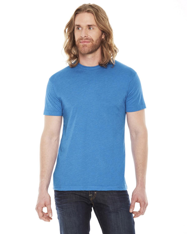 BB401W American Apparel NEON HTHR BLUE