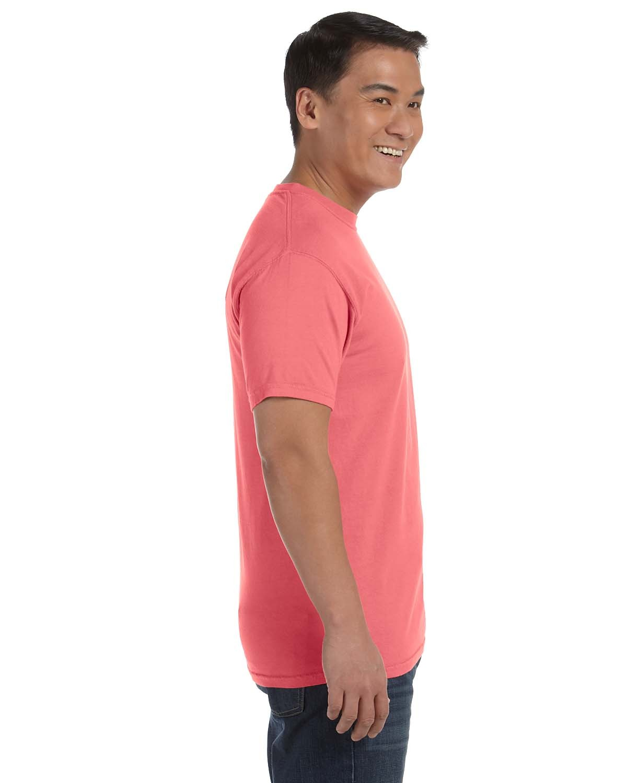 C1717 Comfort Colors NEON RED ORANGE