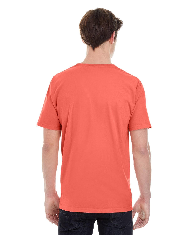 C4017 Comfort Colors NEON RED ORANGE