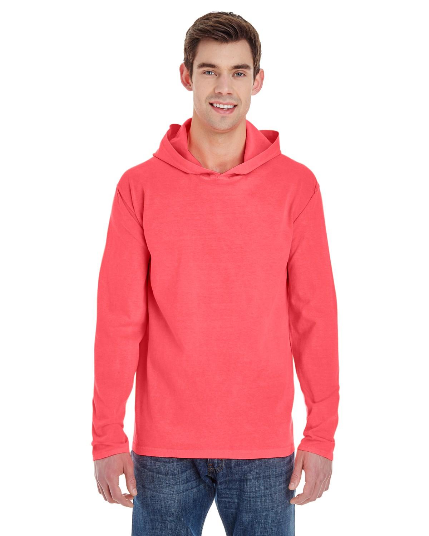 4900 Comfort Colors NEON RED ORANGE