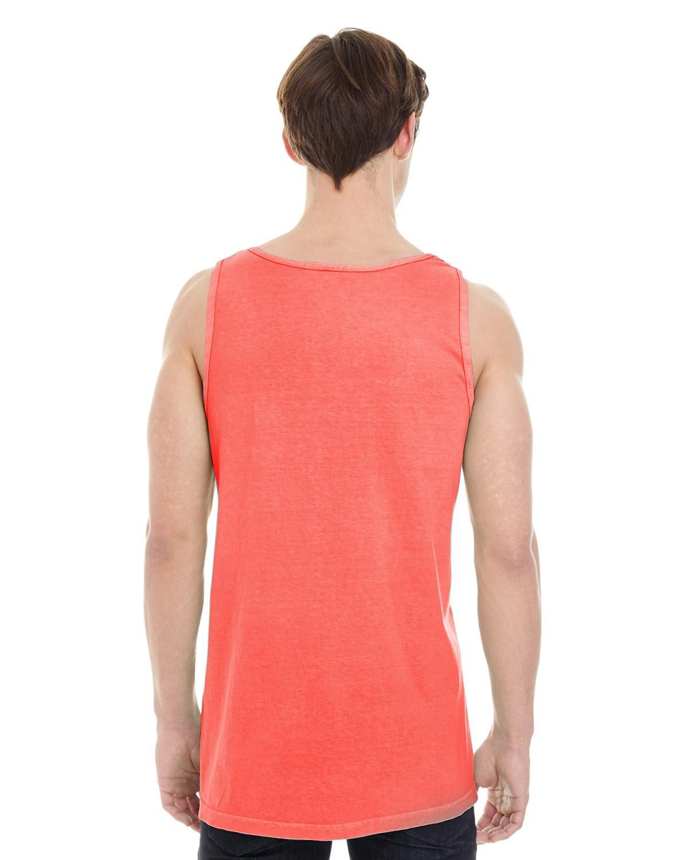 9330 Comfort Colors NEON RED ORANGE