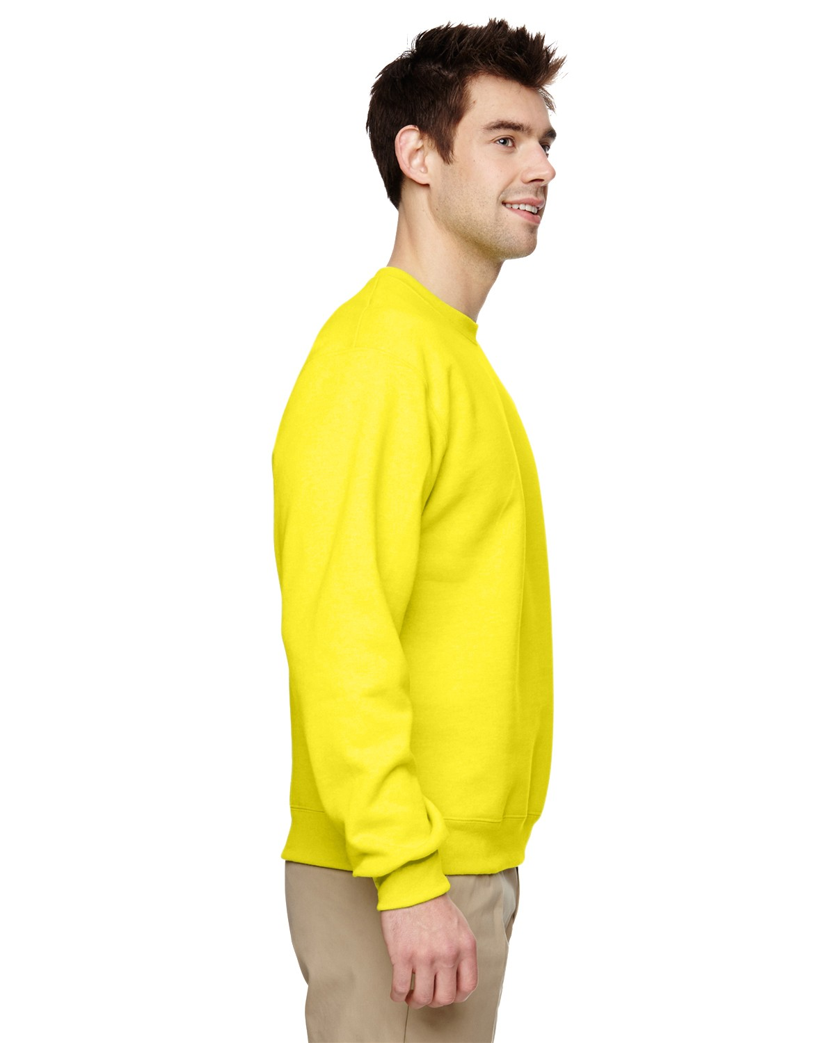 562 Jerzees NEON YELLOW