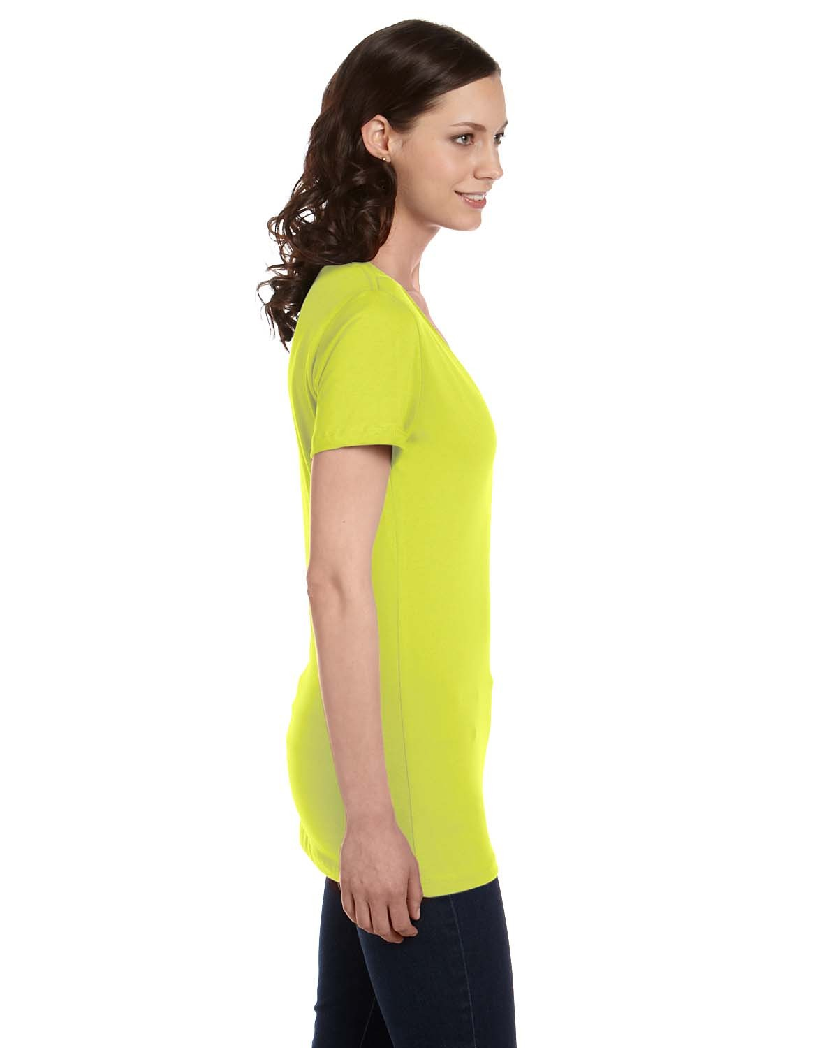 B6035 Bella + Canvas NEON YELLOW