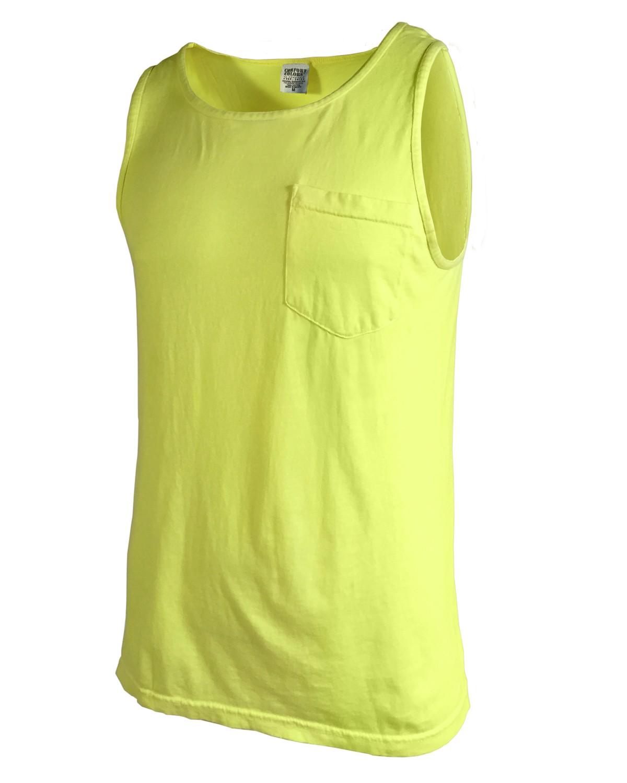 9330 Comfort Colors NEON YELLOW
