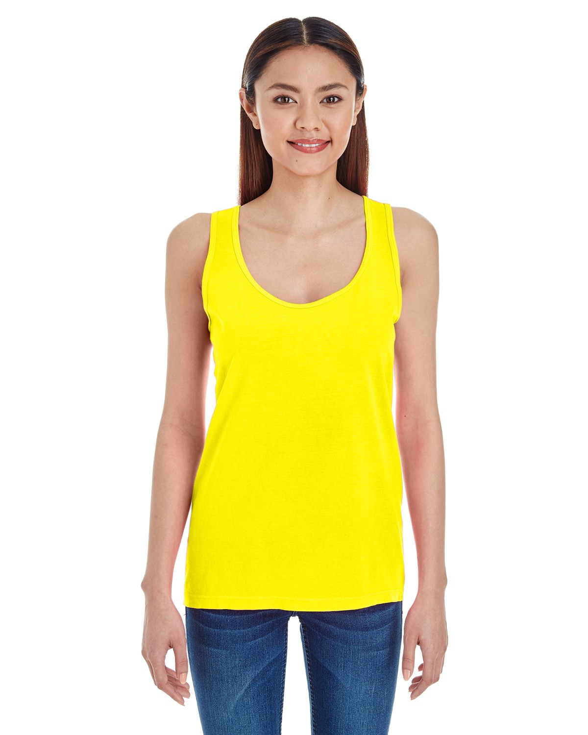 4260L Comfort Colors NEON YELLOW