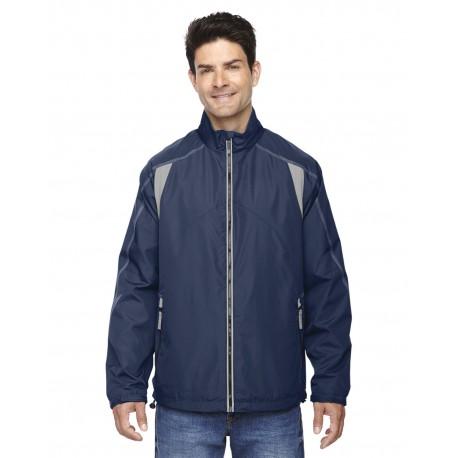 88155 North End 88155 Men's Endurance Lightweight Colorblock Jacket NIGHT 846