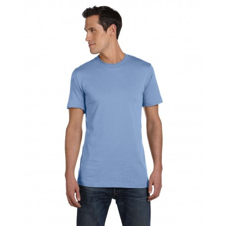 3001C Bella + Canvas 3001C Unisex Jersey Short-Sleeve T-Shirt OCEAN BLUE