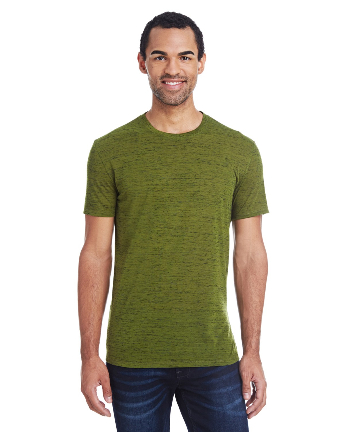 104A Threadfast Apparel OLIVE BLIZZARD