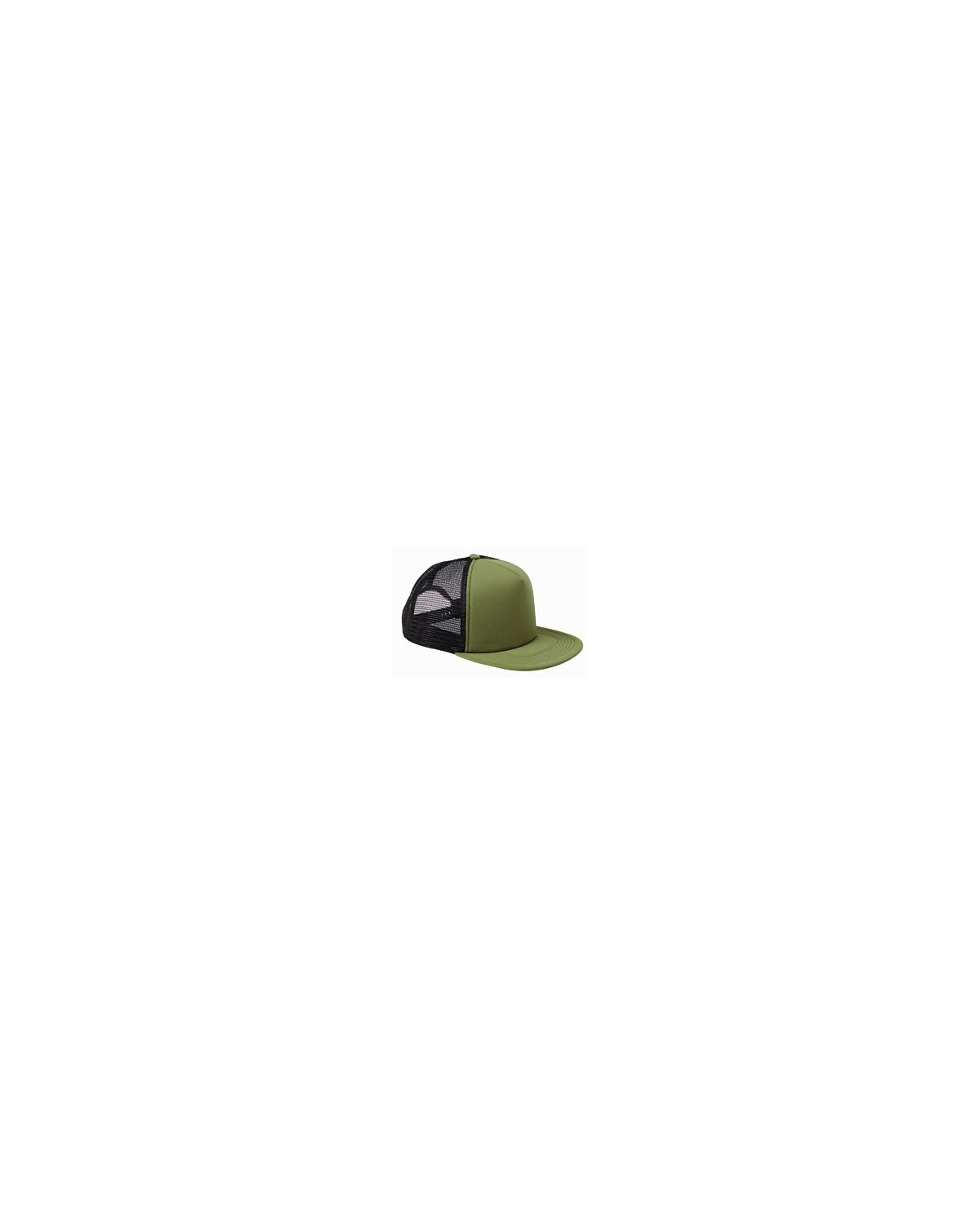BX030 Big Accessories OLIVE/BLACK