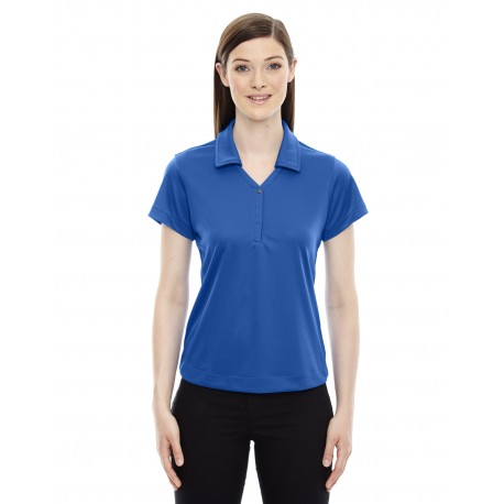 78682 North End 78682 Ladies' Evap Quick Dry Performance Polo OLYMPIC BLUE 447