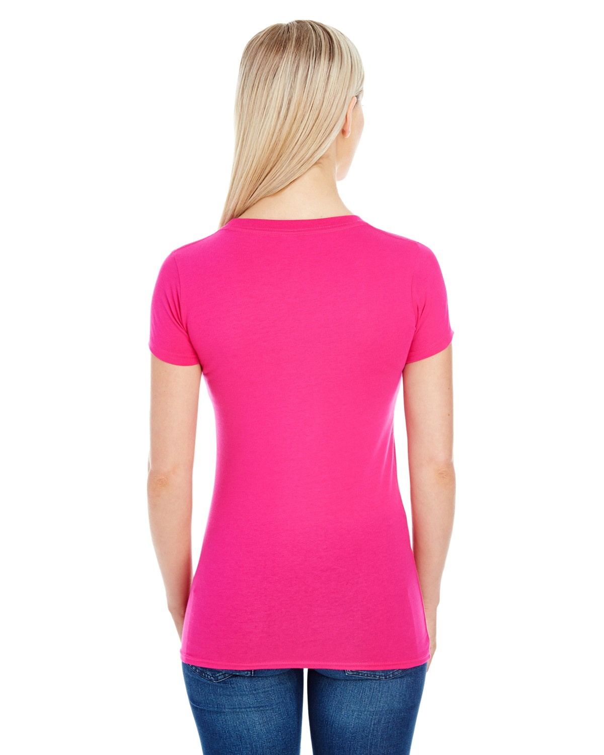 220S Threadfast Apparel ACTIVE PINK