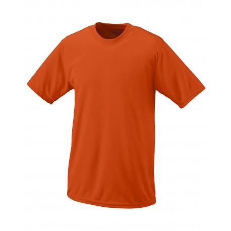 790 Augusta Sportswear 790 Adult Wicking T-Shirt ORANGE