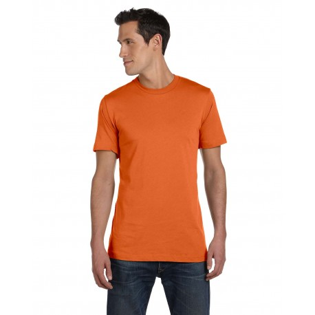 3001C Bella + Canvas 3001C Unisex Jersey Short-Sleeve T-Shirt ORANGE