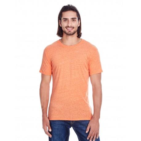 102A Threadfast Apparel 102A Unisex Triblend Short-Sleeve T-Shirt ORANGE TRIBLEND