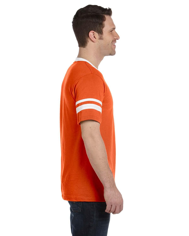 360 Augusta Sportswear ORANGE/WHITE