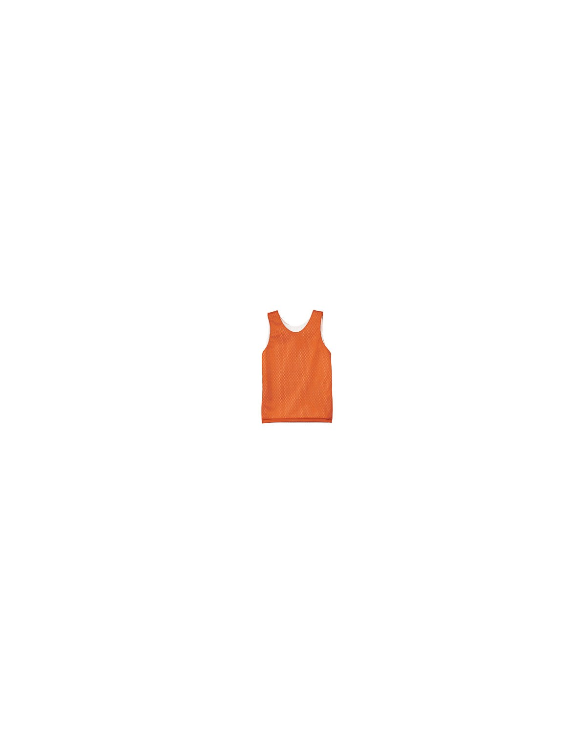 N2206 A4 Apparel ORANGE/WHITE