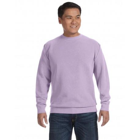 1566 Comfort Colors 1566 Adult Crewneck Sweatshirt ORCHID