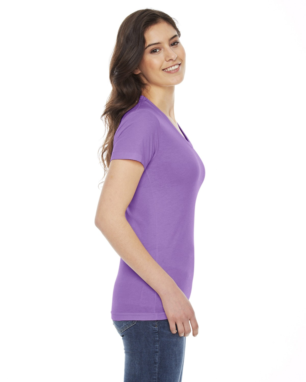 BB301W American Apparel ORCHID
