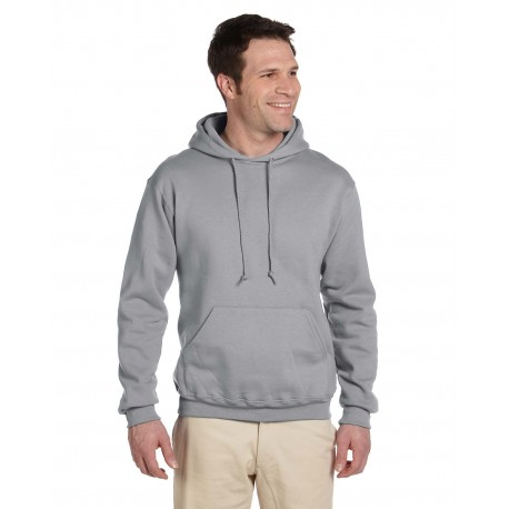 4997 Jerzees 4997 Adult 9.5 oz. Super Sweats NuBlend Fleece Pullover Hood OXFORD