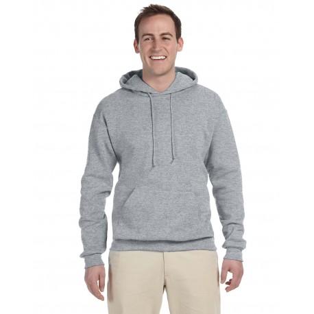 996MT Jerzees 996MT Men's Tall 8 oz. NuBlend Hooded Sweatshirt OXFORD