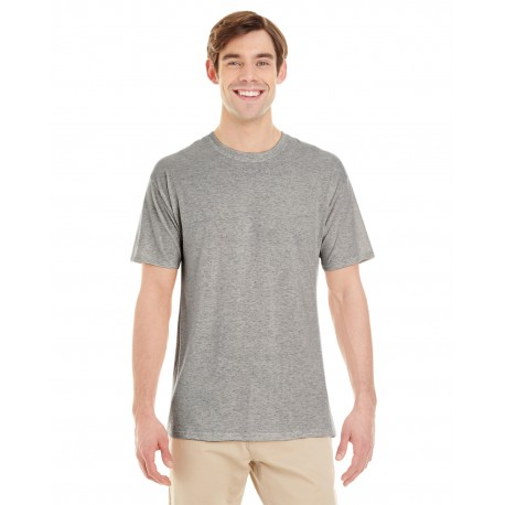 601MR Jerzees 601MR Adult 4.5 oz. TRI-BLEND T-Shirt OXFORD
