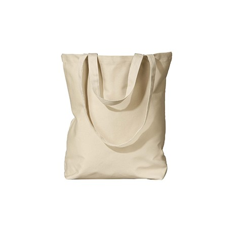EC8000 Econscious EC8000 Organic Cotton Twill Everyday Tote OYSTER