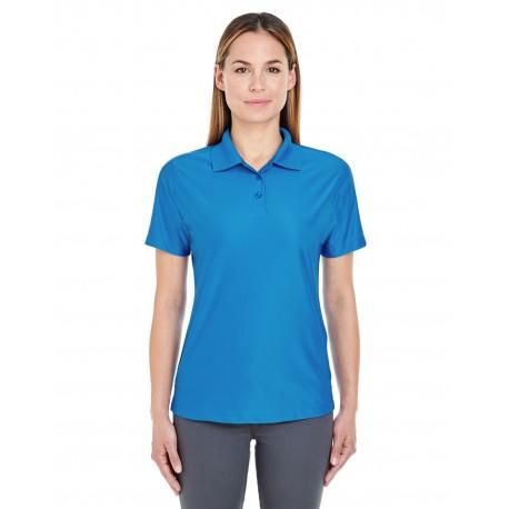 8414 UltraClub 8414 Ladies' Cool & Dry Elite Performance Polo PACIFIC BLUE