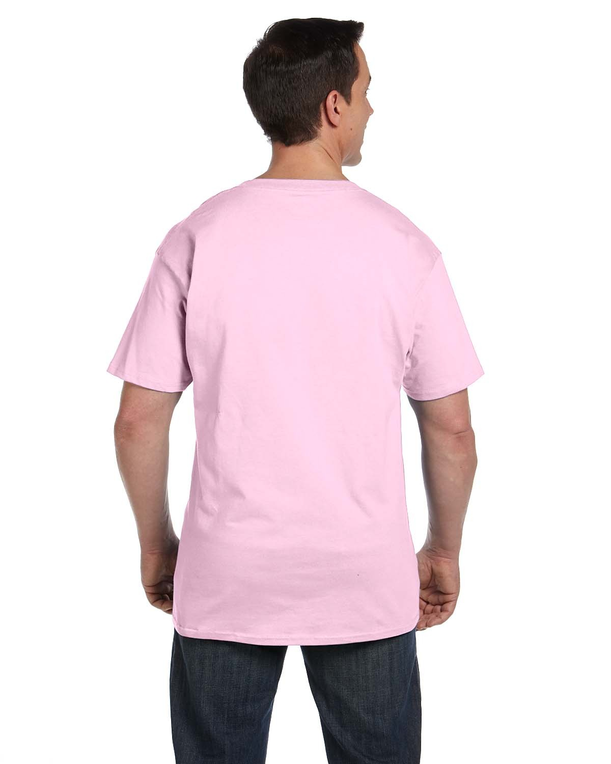 5190P Hanes PALE PINK