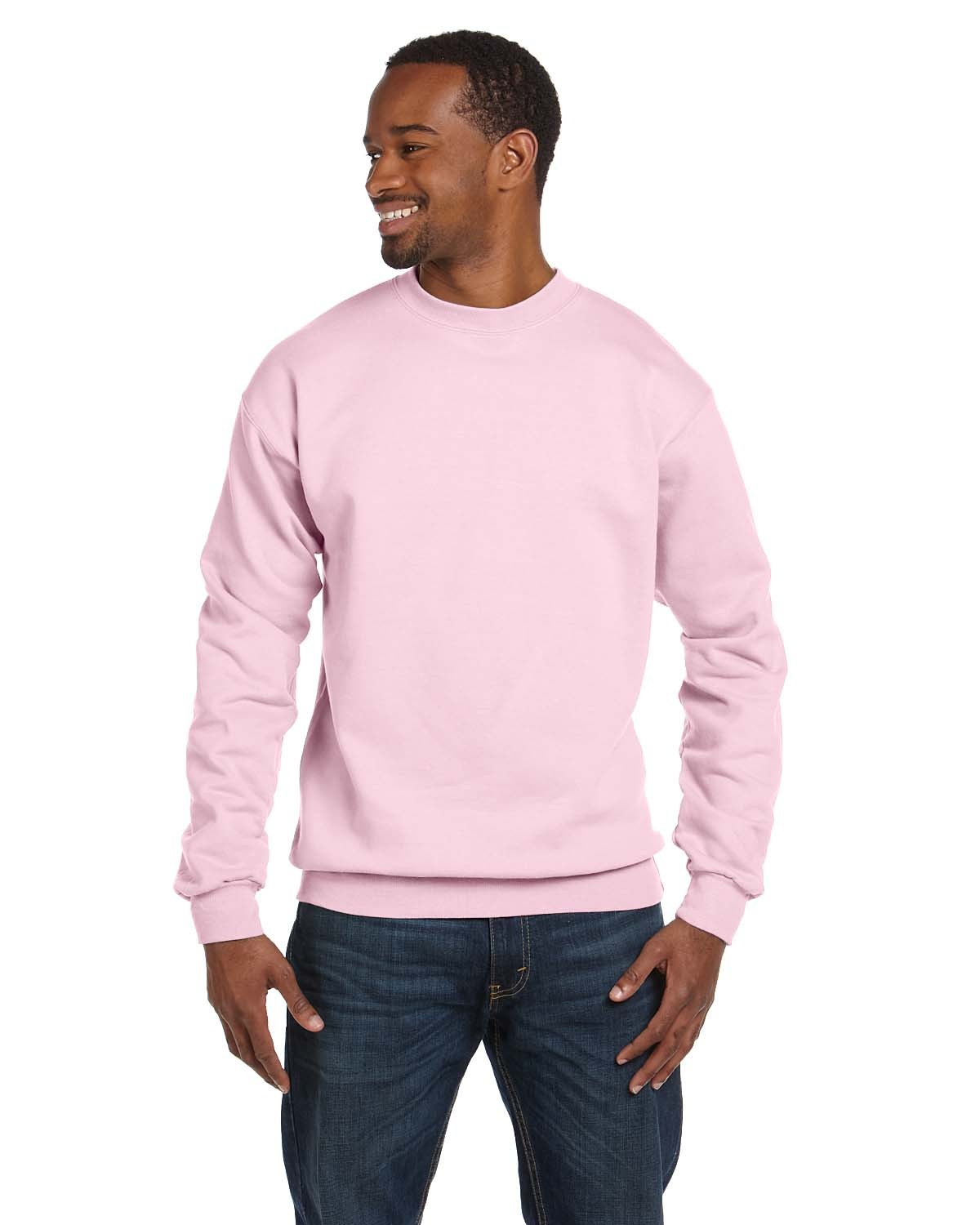 P1607 Hanes PALE PINK