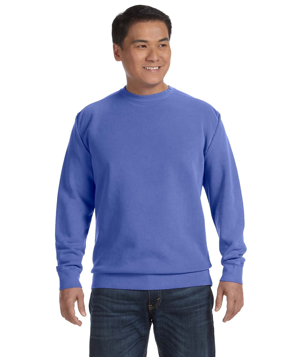 1566 Comfort Colors PERIWINKLE