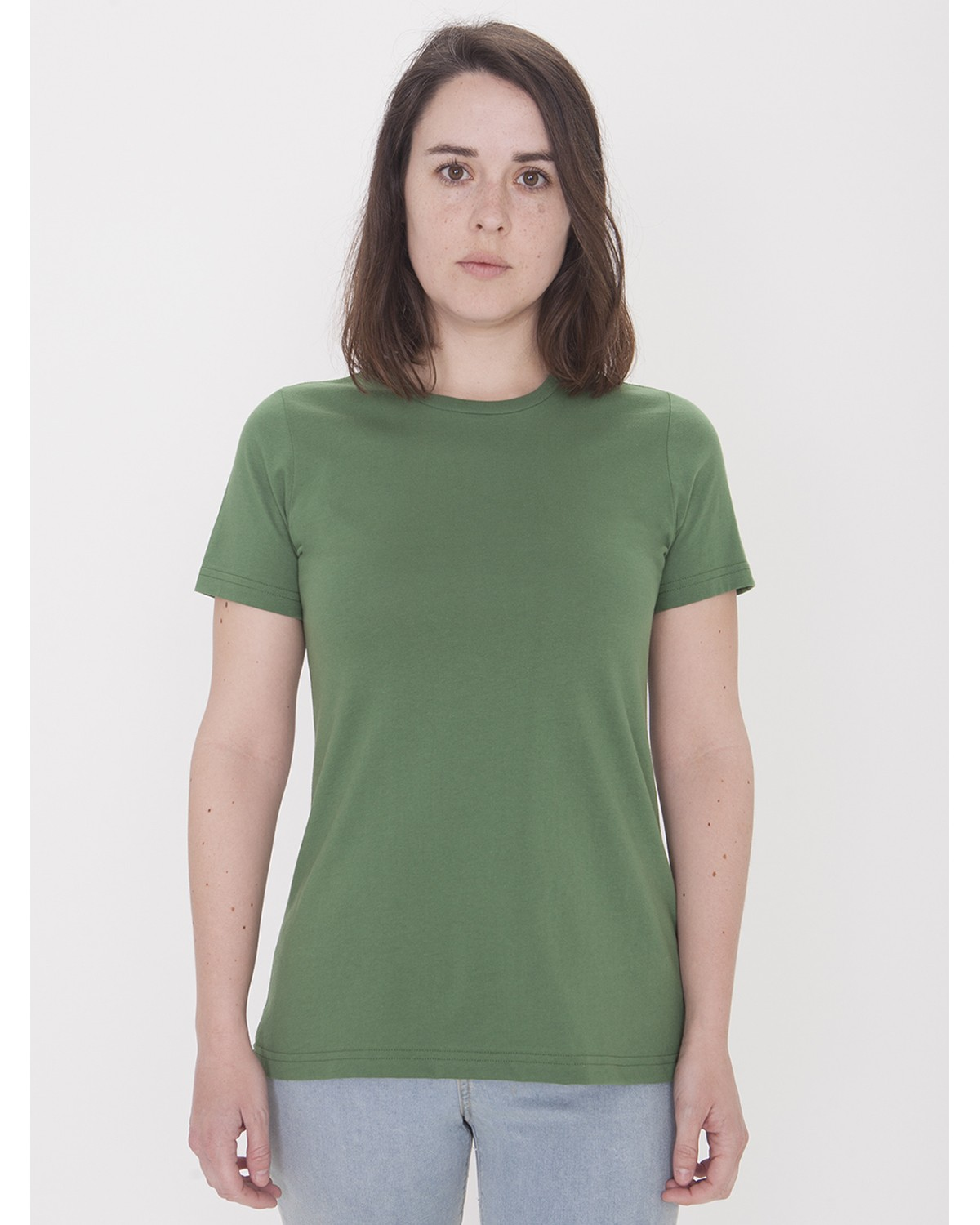 23215OW American Apparel PINE
