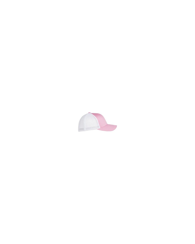 6511 Flexfit PINK/WHITE