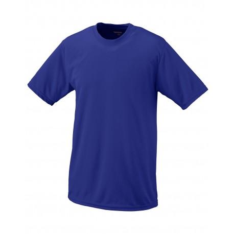 790 Augusta Sportswear 790 Adult Wicking T-Shirt PURPLE