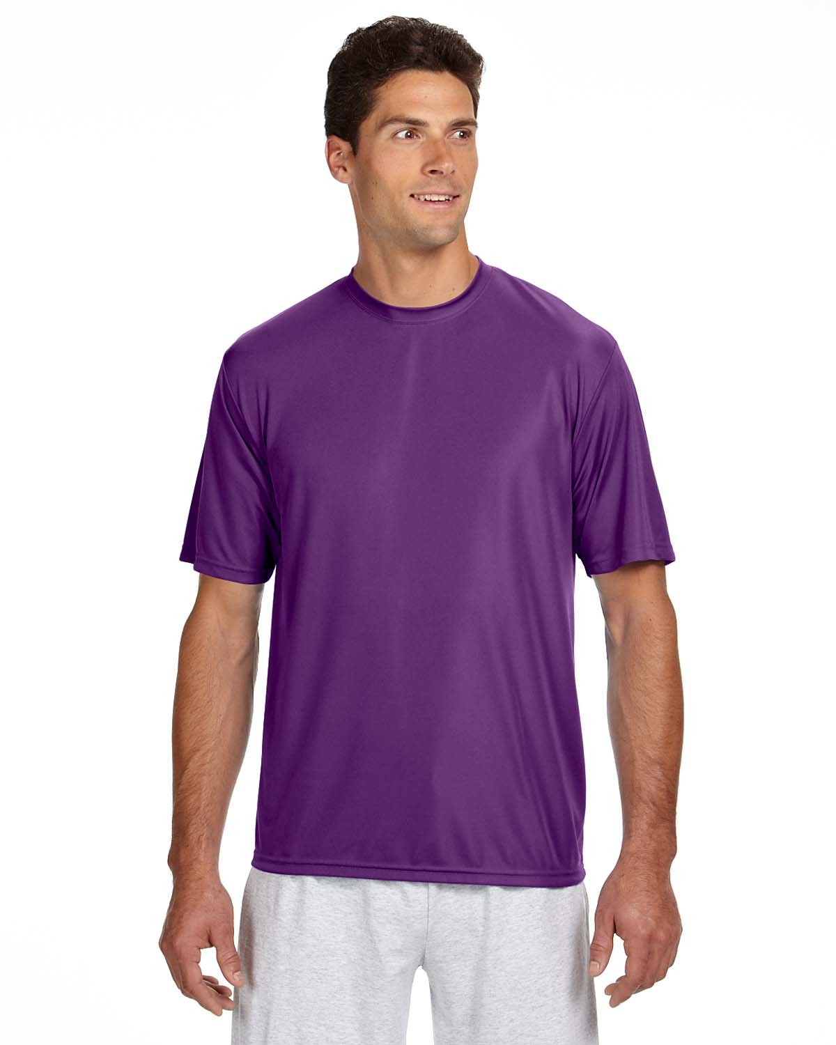N3142 A4 Apparel PURPLE
