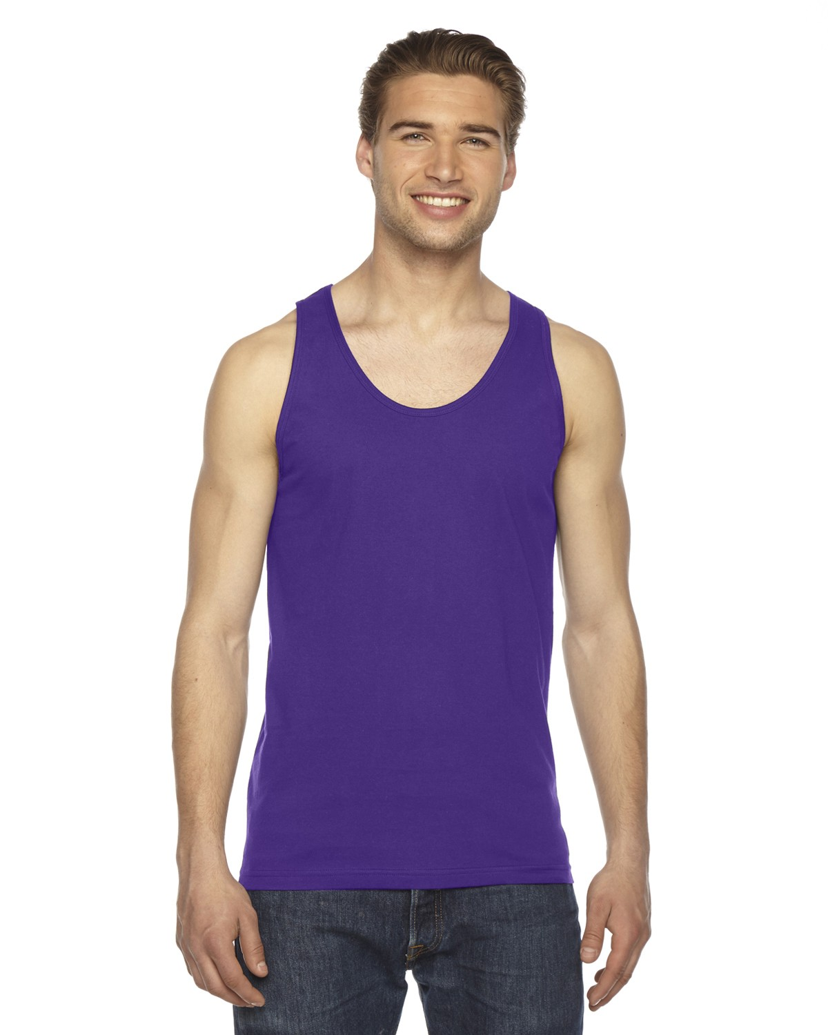 2408W American Apparel PURPLE