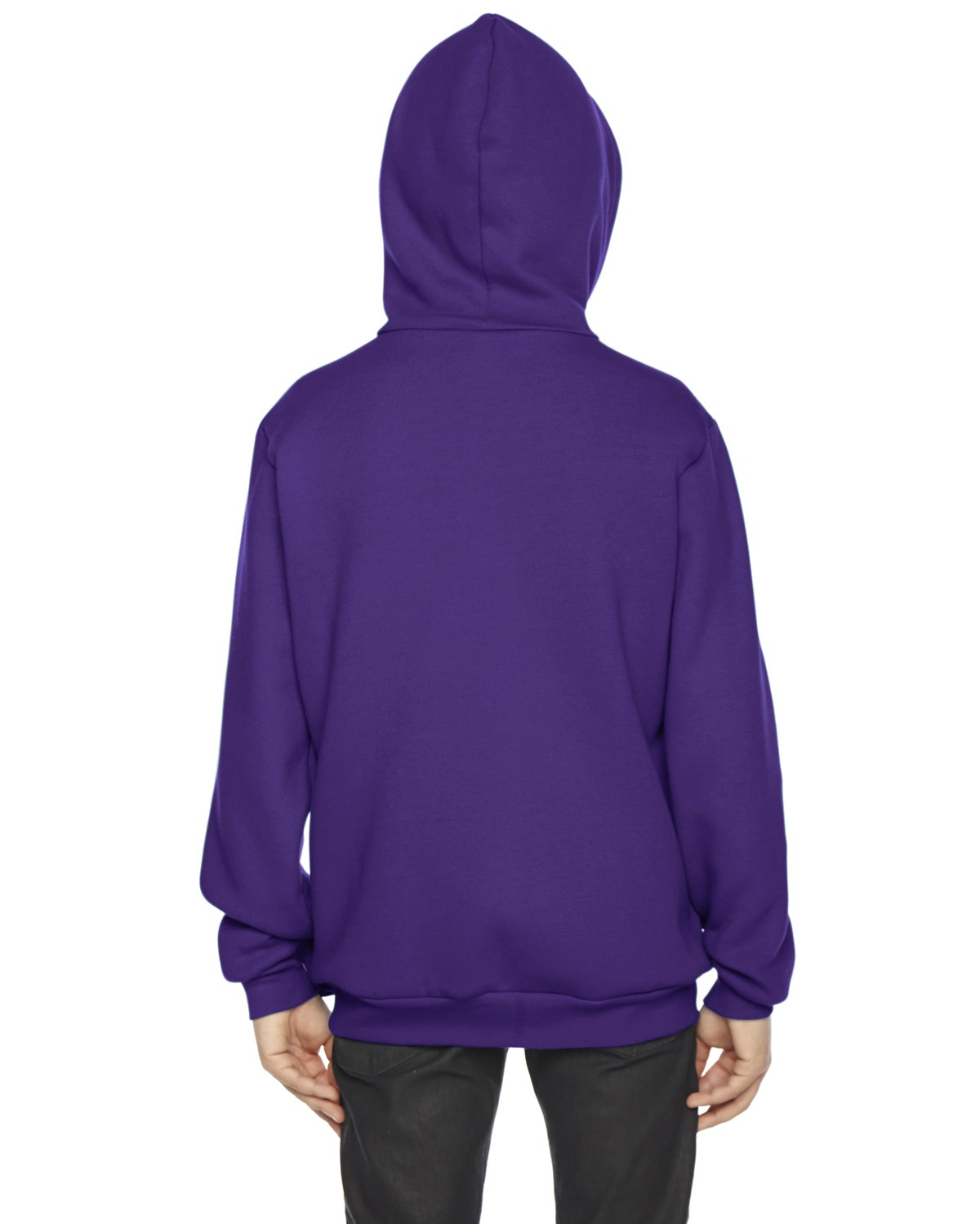 F297W American Apparel PURPLE