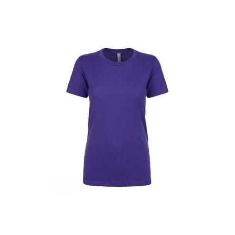N1510 Next Level N1510 Ladies' Ideal T-Shirt PURPLE RUSH