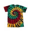 CD100Y Tie-Dye RASTA WEB