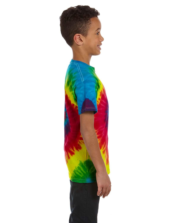 CD100Y Tie-Dye REACTIVE RAINBOW