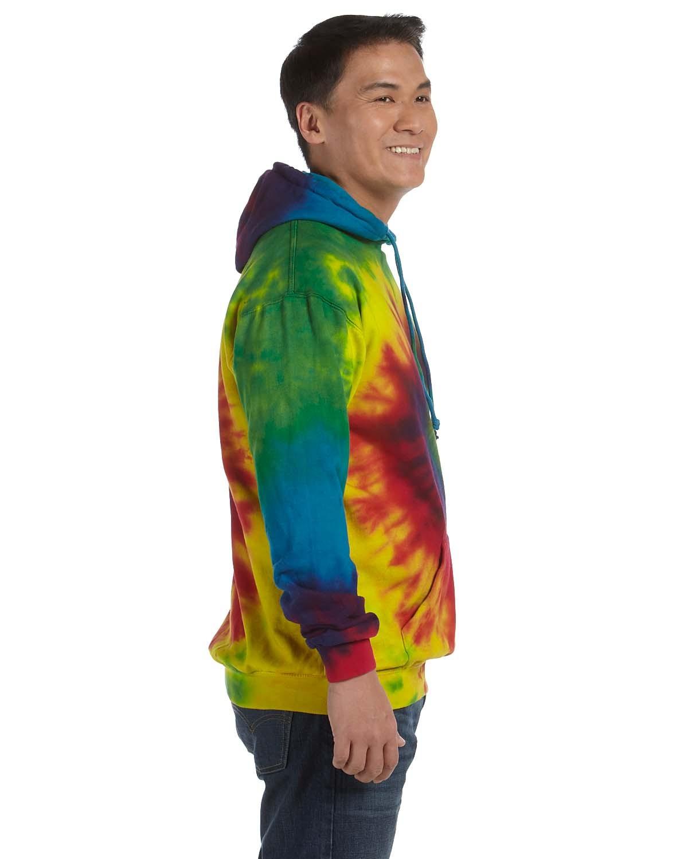 CD877 Tie-Dye REACTIVE RAINBOW