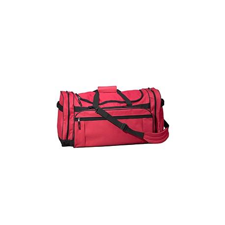 3906 Liberty Bags 3906 Explorer Large Duffel Bag RED